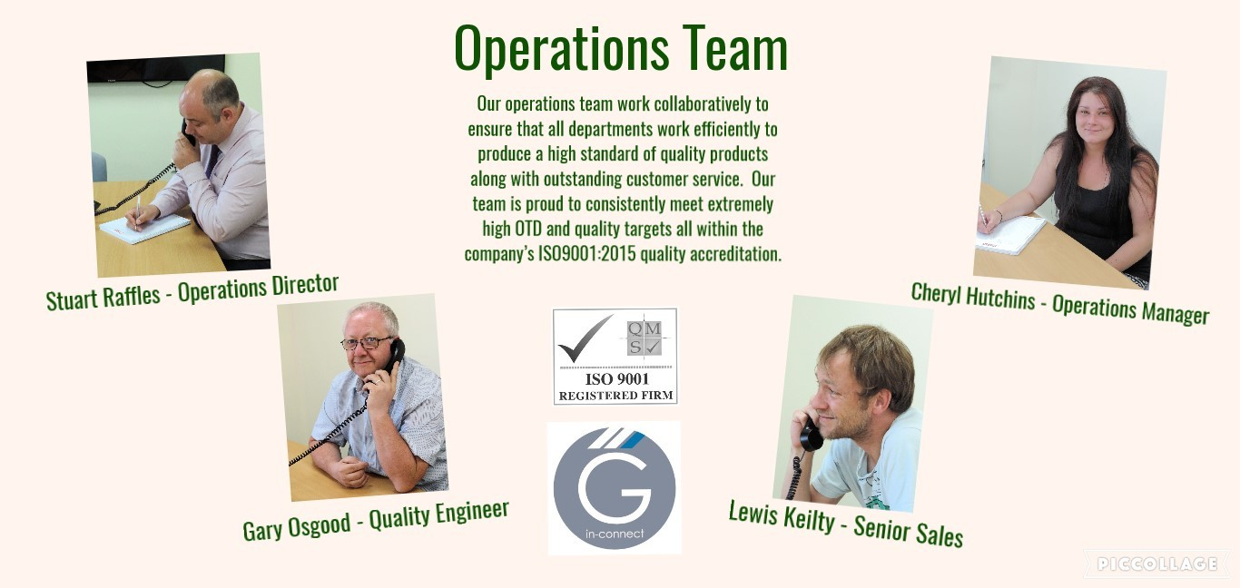 Operations Team Inconnect